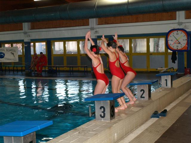 Pomeriggio in piscina 23 gennaio 2011 - Piscina rivarolo ...